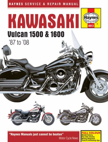 Details about 1987-2008 Kawasaki Vulcan 1500 1600 Clic Nomad Drifter on