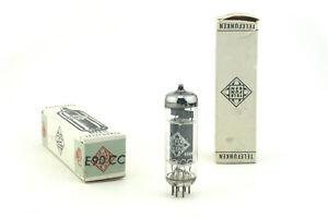 E90CC Telefunken Vacuum Tube- Valve- Röhren- NOS- NIB. x1 GZZzYSNm-09090816-444222750