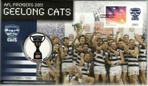 2011-Geelong-Cats-AFL-Premiers-Numbered-Limited-Edition-Medallion-PNC