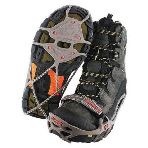 Yaktrax Works Traction Cleats - Traction for Working on Snow & Ice - Medium