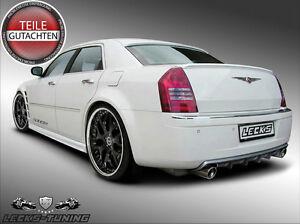 LECKS-TUNING-Chrysler-300C-04-10-Heckansatz-Heckdiffusor-Heckschuerze-Touring