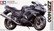 Tamiya 14111 1/12 Scale Model Motorcycle Kit Kawasaki Ninja ZX-14 ZZR1400