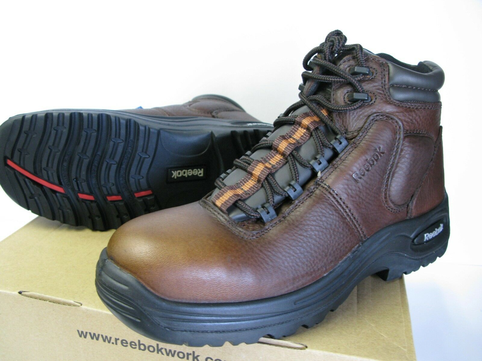 e68290e9217f Reebok RB7755 TrainEx Mens Dark Brown 6