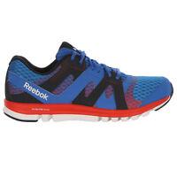 Men's Reebok Sublite Duo Flow Running Shoes, Trainer, Sneakers - Blue