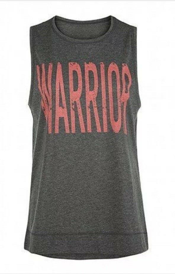 Sweaty Betty Warrior Top S M New Sold Out