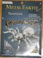 Fascinations Metal Earth 3D Laser Cut Model Tarantula MMS072 Toys