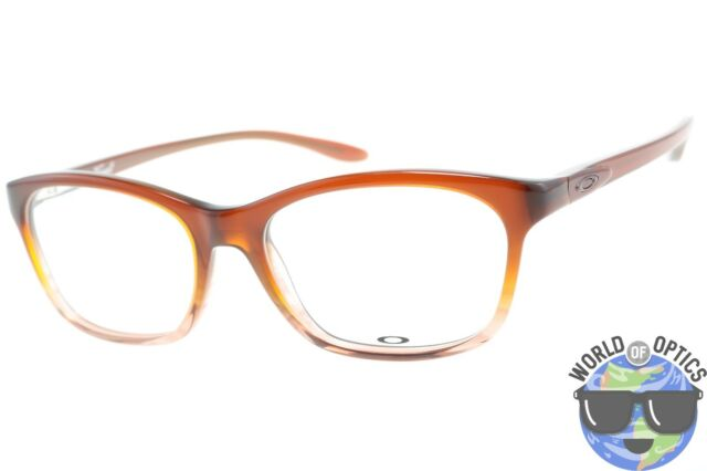 d15bad8a945c Oakley RX Eyeglasses OX1091-0452 Taunt Women s Brown Fade Frame  52-16-