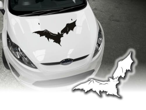 Autoaufkleber Fledermaus Bat Aufkleber 15 cm