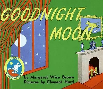 Goodnight Moon Margaret Wise Brown, Clement Hurd Board book