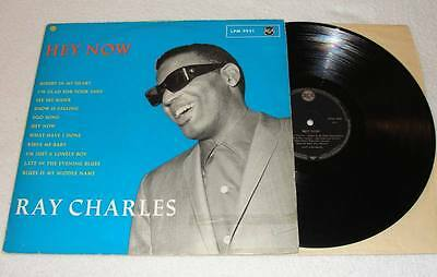 RAY CHARLES Hey Now LP Vinyl RCA LPM 9931 Germany * RARE