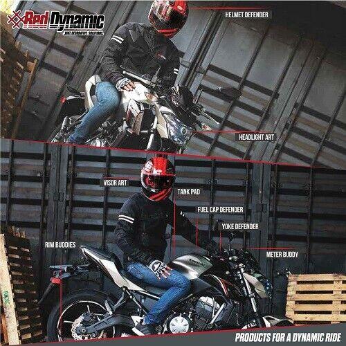 Yoke Defender for Aprilia RSV4 2009-2010 Red Dynamic