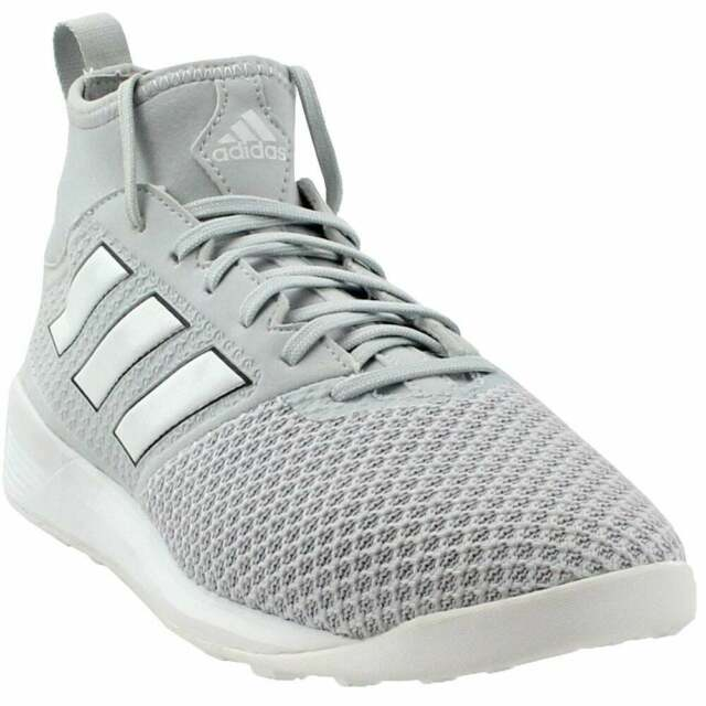 adidas Ace Tango 17.3 Turf Casual Soccer Turf Cleats Grey Mens