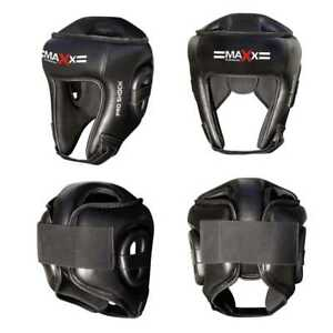 Boxing MMA Martial Arts Training Kids Head Guard Junior Helmet Kick