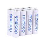 8x Panasonic Eneloop Rechargeable AA Battery BK-3MCCE 2000mAh (min. 1900mAh)