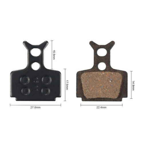 Details about  /Silent Brake pads 4 pairs Disc For formula R1 R1R RO RX T1 Spare Useful