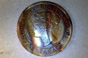CANADA-1859-LARGE-CENT-XF-Q109