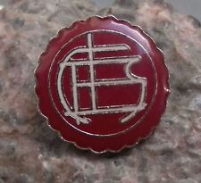 Rare Club Atletico Lanus F.C. Soccer Football Team Supporters Pin Badge