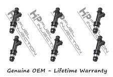 2001//02//03 Pontiac Grand Prix 3.8L V6 /<6Pc/> Fuel Injectors OEM Delphi #12586551