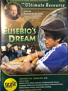 iZZiT-The-Ultimate-Resource-Eusebio-039-s-Dream-DVD-Pre-owned