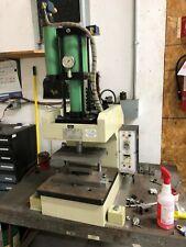 Used 8 Ton C Frame Bench Press Hydraulic Denison Dake