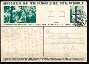 Schweiz-Briefe-Belege-Ganzsache-P154-02