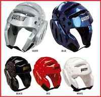 Proforce Lightning Sparring Gear Head Guard Karate Taekwondo Helmet Kids Adults