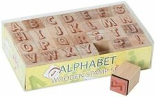 ABC Stempel Set, Buchstabenstempel, Stempelset