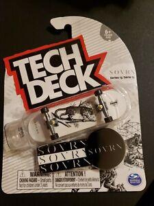 TECH DECK 96MM FINGERBOARD // SKATEBOARD AM series 13 SOVRN BIRDS