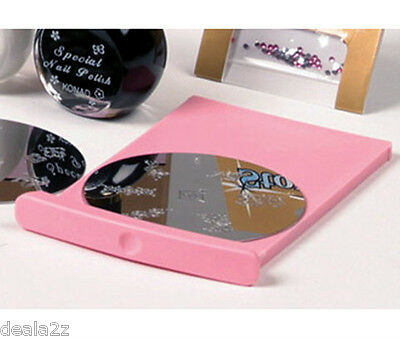 1 Konad Nail Art Image Plate Holder NAILS DESIGN USA