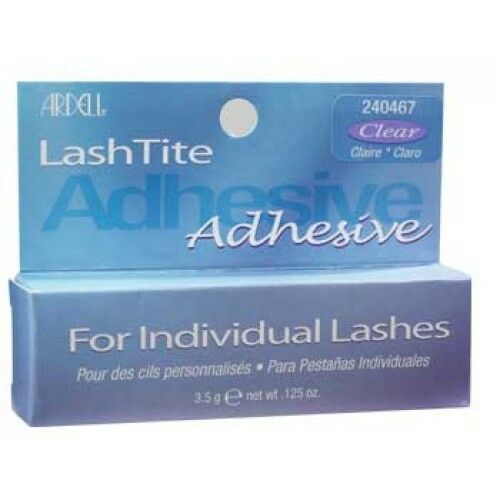 Ardell Lash Tite  Individual Eyelash Adhesive (Clear)  .125oz.