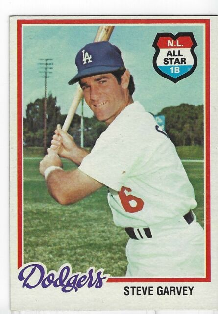 1978 Topps Steve Garvey #350 Baseball Card