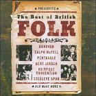 The Best of British Folk [Castle] by Various Artists (CD, Aug-2005, Castle Music Ltd. (UK))