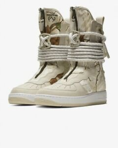 NEW Nike SF Air Force One High Real Tree Camo