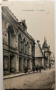 745-Ancienne-Carte-Postale-Bourges-le-Theatre-373