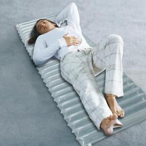 Outdoor-Air-Inflatable-Cushion-Mattress-Travel-Camping-waterproof-Sleeping-Pad