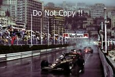 Nigel Mansell Lotus 95T Monaco Grand Prix 1984 Photograph 5