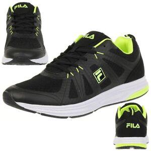 Fila-Colt-Low-Run-Laufschuh-Running-Men-Sneakers-schwarz-Comfort-Foam
