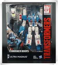 Hasbro transformers classic 4.0 levels IDW leader L ultra magnus in a box