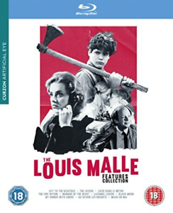 The-Louis-Malle-Collection-Bluray-UK-IMPORT-BLU-RAY-NEW