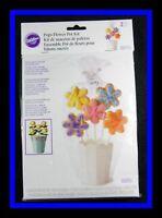 Wilton Pops Flower Pot Kit 2 Ct, Nip