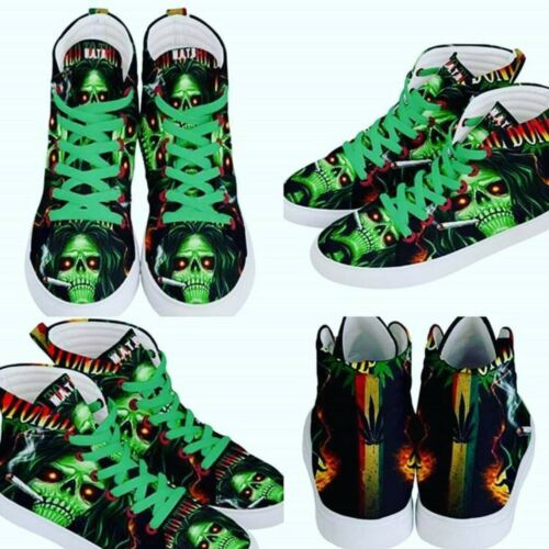 Collection Hop Unisex b t High a Terry M Zommbie B's Hip Sneaker ON8nwP0kX