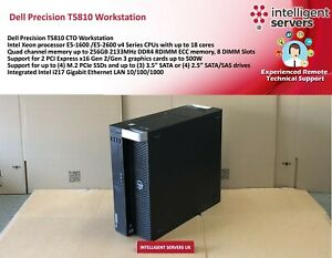Dell-Precision-T5810-CTO-Workstation-No-CPU-No-RAM-NO-HDD