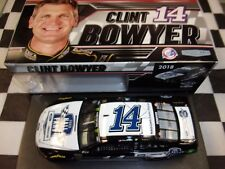 Clint Bowyer #14 Ford Hall of Fans 2018 Fusion Action 1 24 Scale Car NASCAR