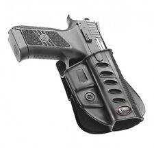 Fobus- CZ-DUTY CZ 75 P-07 Duty & P09, Tanfoglio Stock 3 - right paddle holster