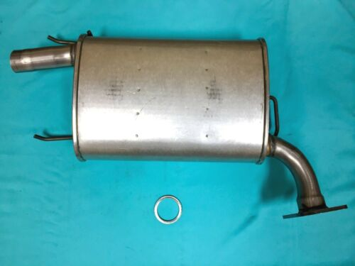 Fits 2007-2011 Toyota Camry /& 2007-2012 Lexus 3.5LV6 ES350 Right Side Muffler