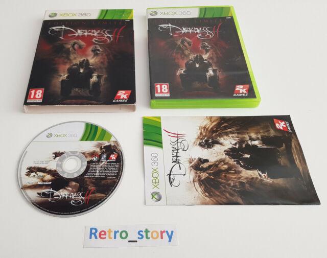 Microsoft Xbox 360 - Darkness II 2 - Édition Limitée - PAL