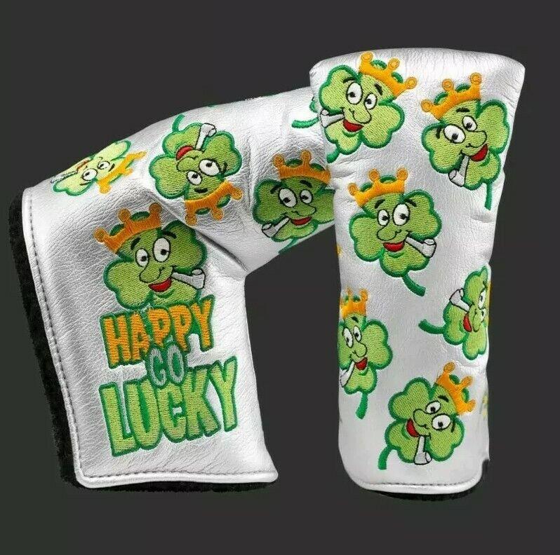 Scotty Cameron 2019 Happy Go Lucky St. Patrick's Day Headcover agotado en mano