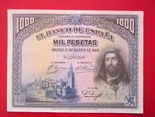 BILLETE  DE 1000 PESETAS 1928 SAN FERNANDO S/C-