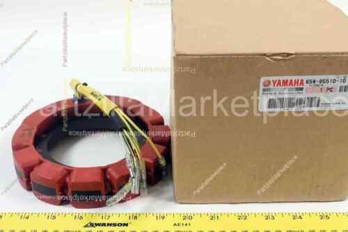 Yamaha 65W-85510-10-00 STATOR ASSY