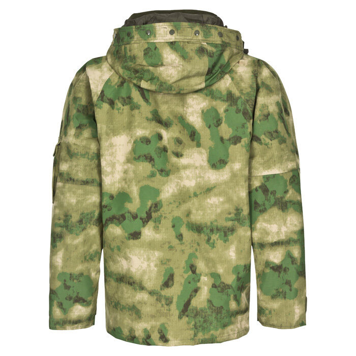US Cold Wet Wet Wet Weather Umidità Protezione Parka A GIACCA IN PILE VERDE OLIVA MIL TACS FG XL XLARGE fabfec
